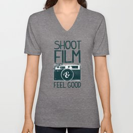 Shoot Film Unisex V-Neck