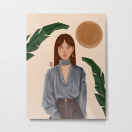 Nora Metal Print
