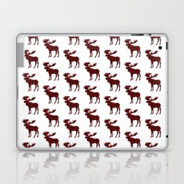 Buffalo Check Moose Laptop & iPad Skin