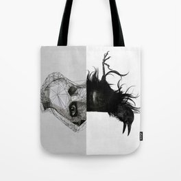 Everything in its right place Tote Bag