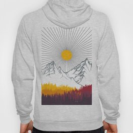 Autumn in the Forest Hoody