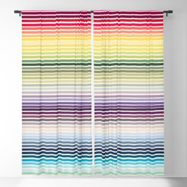 Polychromos Blackout Curtain