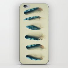 Feathers #1 iPhone Skin