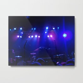 Concert Metal Print