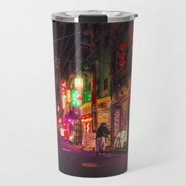 Menu - Tokyo Photo Print Travel Mug
