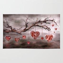 The new love tree Rug