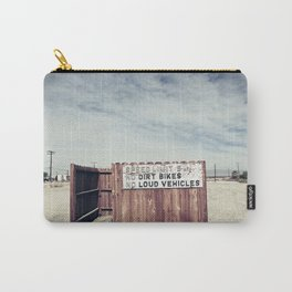 Speed Limit 5 MPH Carry-All Pouch