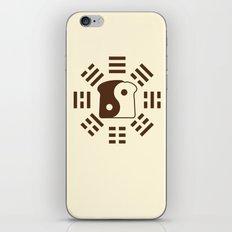 Toastism iPhone & iPod Skin