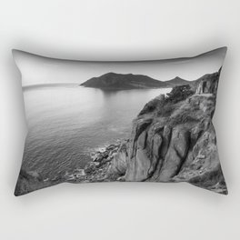 View from Chapman's Peak drive in Cape Town, South Africa Rectangular Pillow
