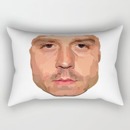 Shaping the stars - Giovanni Ribisi Rectangular Pillow