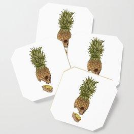 Pineapple Skull Coaster