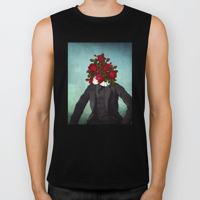 MR. Romantic Biker Tank
