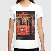 istanbul T-shirts featuring Istanbul by Seza Kaymak