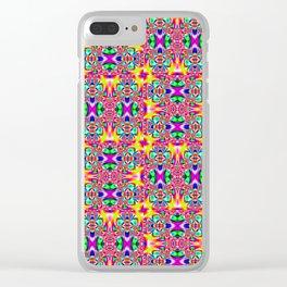 4x4-7 Clear iPhone Case