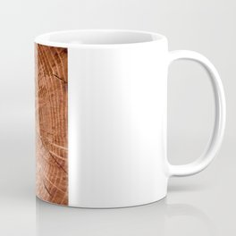 Tree Rings Coffee Mug
