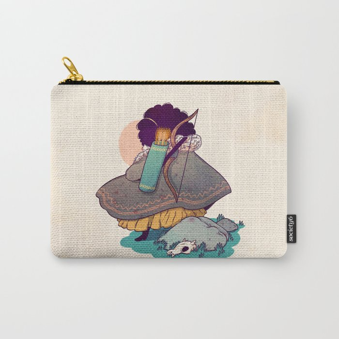Sisters 1/5 Carry-All Pouch