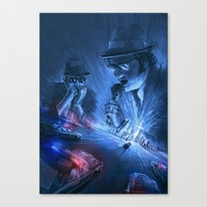 Holy-Road Canvas Print