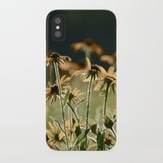 sunflowers iPhone X Slim Case