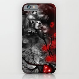 Dream Three iPhone Case