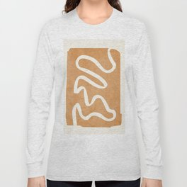 abstract minimal 31 Long Sleeve T-shirt