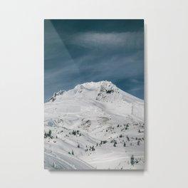 Mount Hood XIII Metal Print