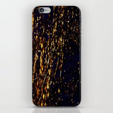 The golden tree iPhone & iPod Skin