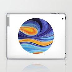 Sky Fire Laptop & iPad Skin
