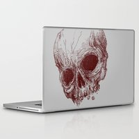 mortal instruments Laptop & iPad Skins featuring mortal coil by Isaboa