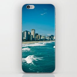 Rio de Janeiro, Copacabana, Ipanema, Beach iPhone Skin