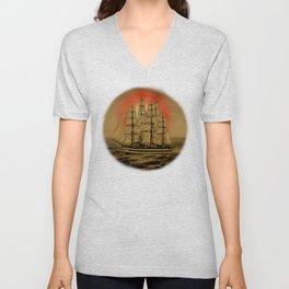 Set Sail - 001 Unisex V-Neck