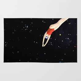 Dive into the Universe Rug
