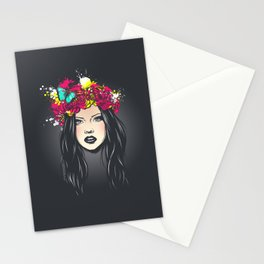 Barbara Palvin Stationery Cards