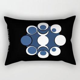 Tarot - 2 - Priestess Rectangular Pillow