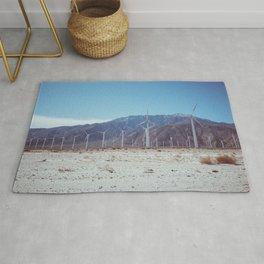 Palm Springs Windmills VII Rug