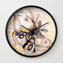 Phototaxis Wall Clock