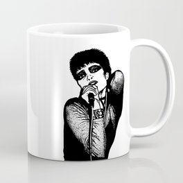 Siouxsie Sioux of Siouxsie and the Banshees Coffee Mug