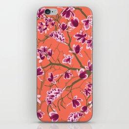 Tulip Trees iPhone Skin