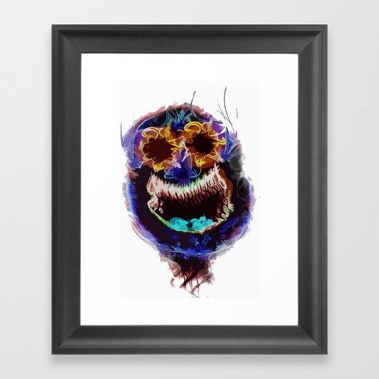 Trolllllllll! Framed Art Print