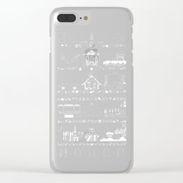 MOUCP Clear iPhone Case