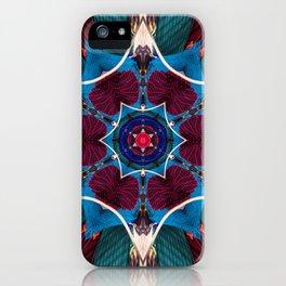 Maasai Warrior Series 1 iPhone Case