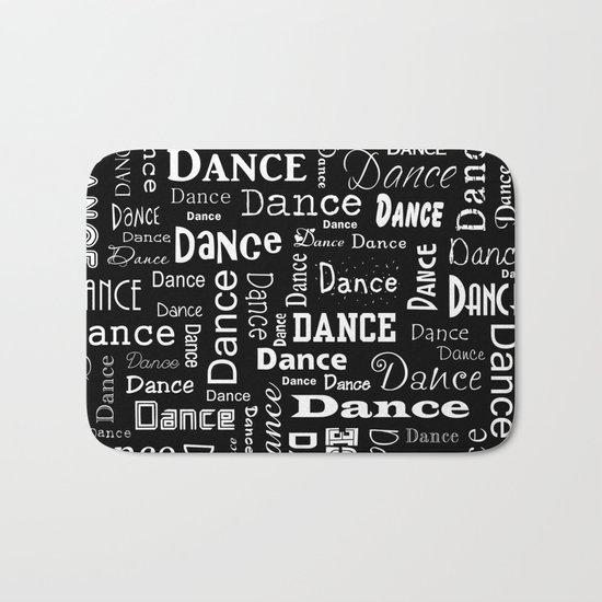 Just Dance! Bath Mat