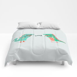 means 'I love you' Comforters