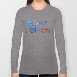 Rock N Roll Bernie Sanders! Long Sleeve T-shirt