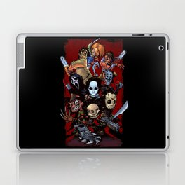 Horror Guice Laptop & iPad Skin