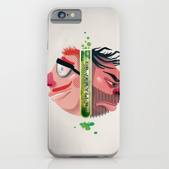 Dr. Jekyll's Anti-Frekyll Juice iPhone & iPod Case