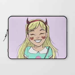 Star Butterfly - Fan Art Laptop Sleeve
