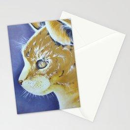 Pop art - Cat Stationery Cards