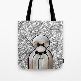 Shin-Tzu Dog Tote Bag