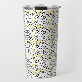 Squiggly Funk Travel Mug