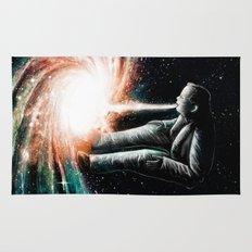 Cosmic Vomit Rug